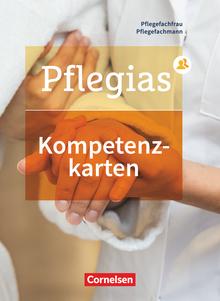Pflegias - Kompetenzbereiche I-V - Kompetenzkarten - Zu allen Bänden
