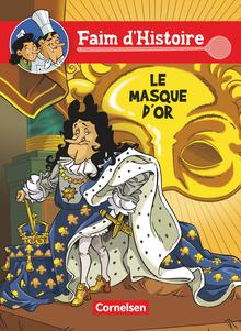Faim d'Histoire - Le masque d'or - Comic - A1