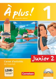 À plus ! - Nouvelle édition - Junior