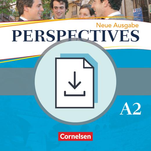 Perspectives - Einstufungstest als Download - A2