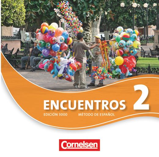 Encuentros - Audio-CD - Band 2