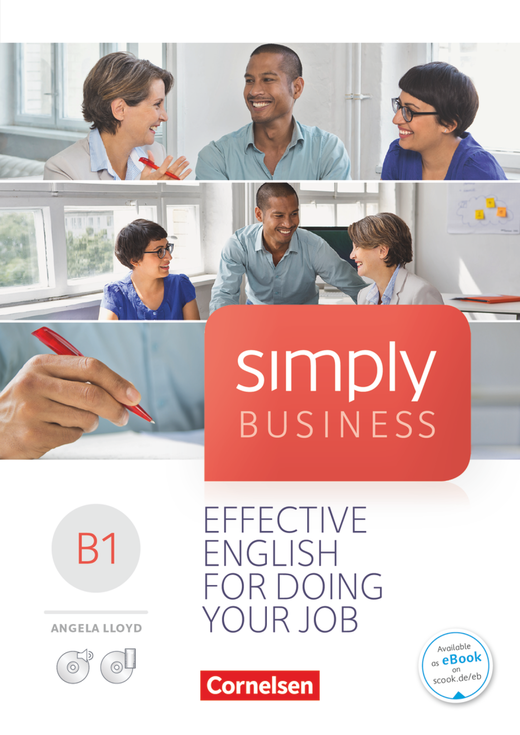 Simply Business - Coursebook - B1