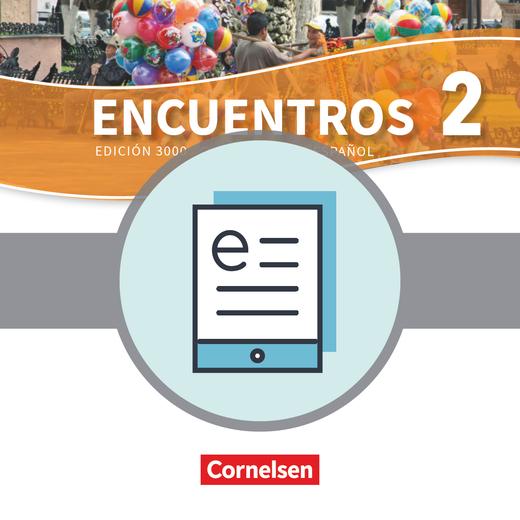 Encuentros - Schülerbuch als E-Book - Band 2