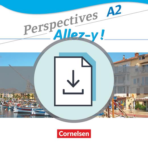 Perspectives - Allez-y ! - Einstufungstest als Download - A2