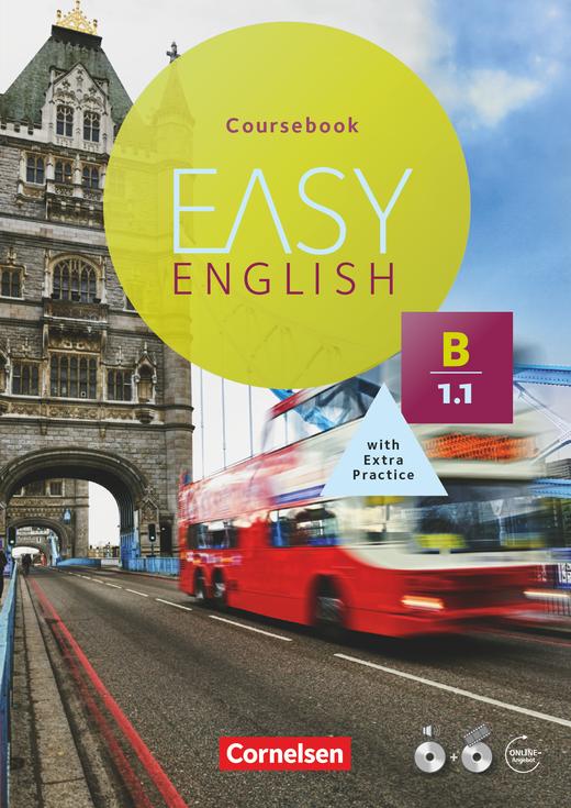Easy English - Kursbuch - B1: Band 1