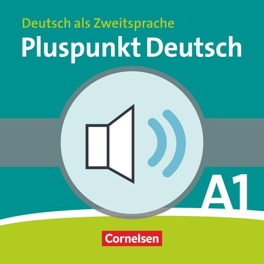 Pluspunkt Deutsch - Audio-Dateien der Kursraum-CD als MP3-Download - A1: Teilband 1
