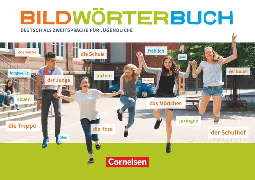 Deutsch als Zweitsprache für Jugendliche - Bildwörterbuch