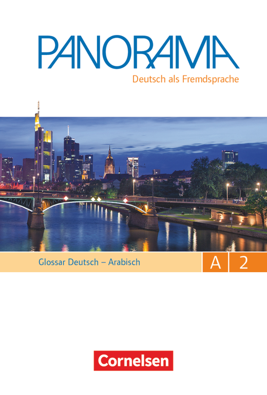 Panorama - Glossar Deutsch-Arabisch - A2: Gesamtband