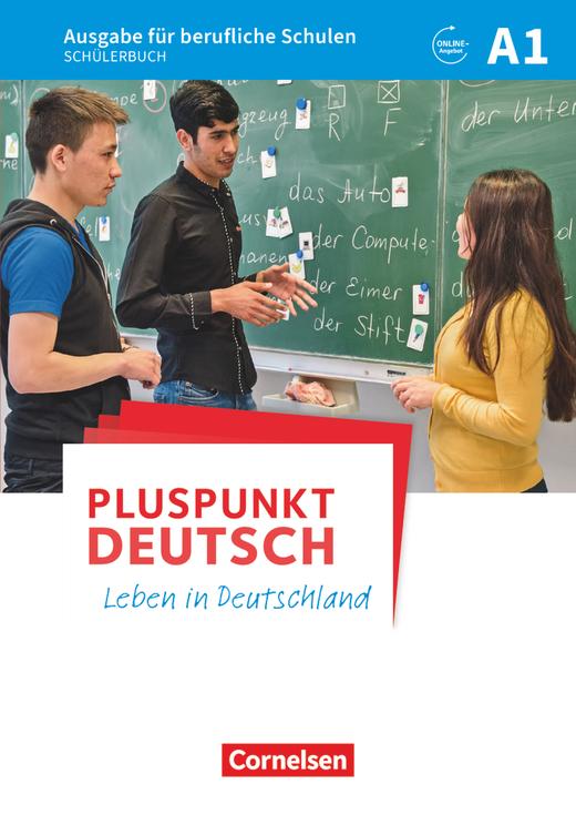 Pluspunkt Deutsch - Leben in Deutschland - Schülerbuch - A1