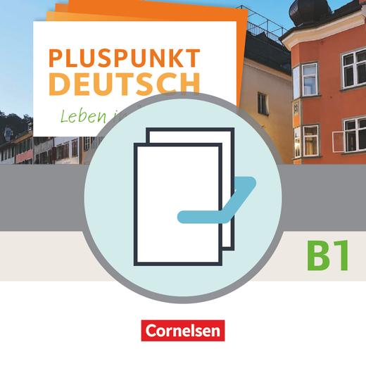 Pluspunkt Deutsch - Leben in Österreich - Kursbuch mit Online Video und Arbeitsbuch - B1