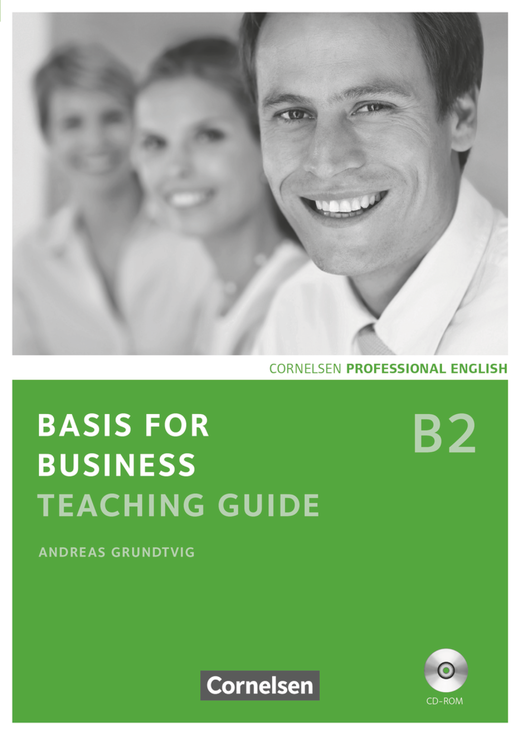 Basis for Business - Teaching Guide mit CD-ROM - B2