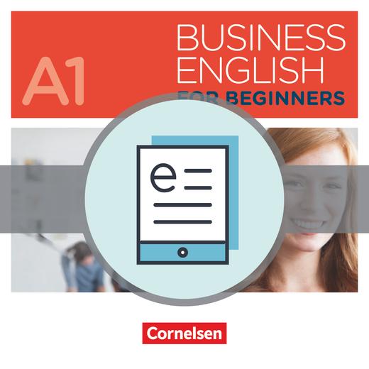 Business English for Beginners - Kursbuch als E-Book - A1