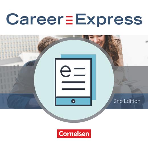 Career Express - Kursbuch als E-Book - B2