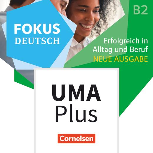 Fokus Deutsch - Erfolgreich in Alltag und Beruf - Neue Ausgabe - Unterrichtsmanager Plus - mit Download für Offline-Nutzung - B2