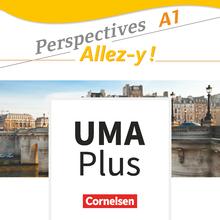 Perspectives - Allez-y ! - Unterrichtsmanager Plus - mit Download für Offline-Nutzung - A1