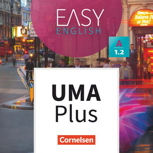 Easy English - Unterrichtsmanager Plus - mit Download für Offline-Nutzung - A1: Band 2
