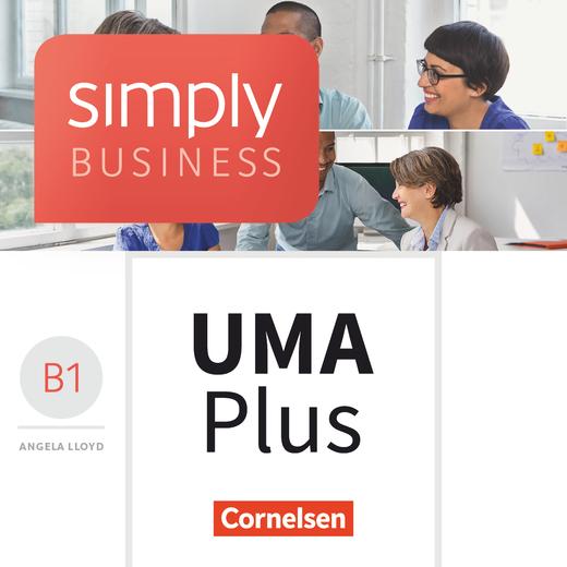 Simply Business - Unterrichtsmanager Plus - mit Download für Offline-Nutzung - B1