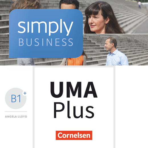 Simply Business - Unterrichtsmanager Plus online (Demo 90 Tage) - B1+