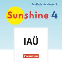 Sunshine - Interaktive Übungen als Ergänzung zum Activity Book - 4. Schuljahr