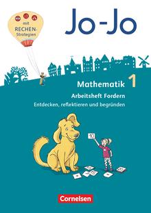 Jo-Jo Mathematik - Arbeitsheft Fordern - 1. Schuljahr