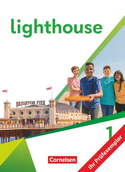 Lighthouse - Schülerbuch - Prüfauflage - Band 1: 5. Schuljahr