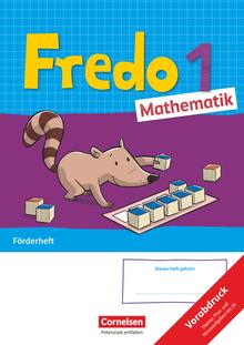 Fredo - Mathematik - Teilabdruck vom Förderheft - 1. Schuljahr