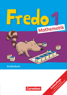 Fredo - Mathematik - Prüfauflage - 1. Schuljahr