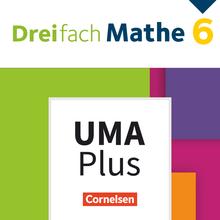 Dreifach Mathe - Unterrichtsmanager Plus online (Demo 90 Tage) - 6. Schuljahr