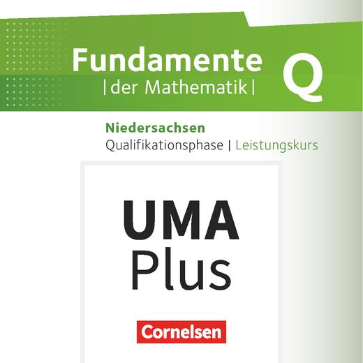 Fundamente der Mathematik - Unterrichtsmanager Plus online (Demo 90 Tage) - Qualifikationsphase - Leistungskurs