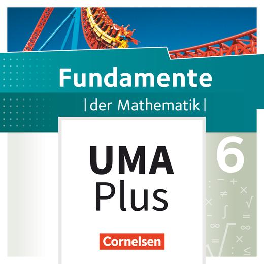 Fundamente der Mathematik - Unterrichtsmanager Plus online (Demo 90 Tage) - 6. Schuljahr