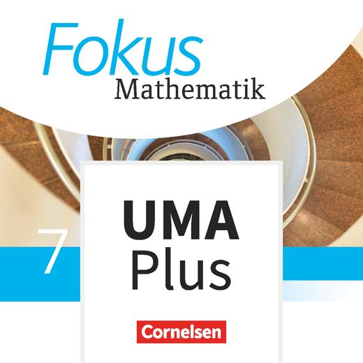 Fokus Mathematik - Unterrichtsmanager Plus online (Demo 90 Tage) - 7. Jahrgangsstufe