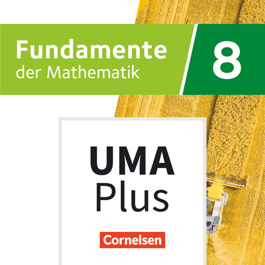 Fundamente der Mathematik - Unterrichtsmanager Plus online (Demo 90 Tage) - 8. Schuljahr