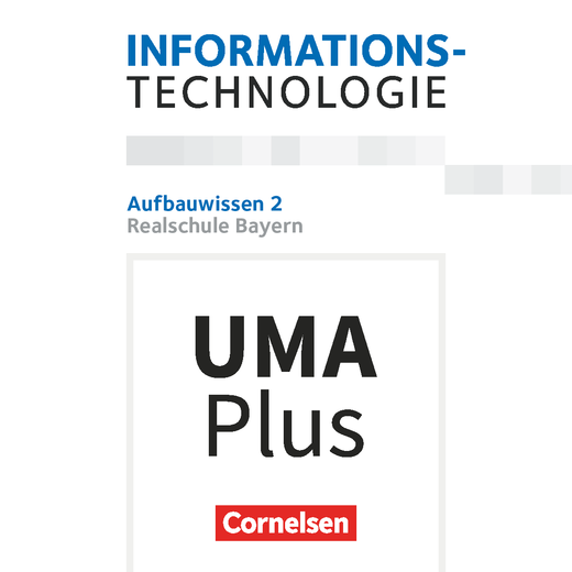 Informationstechnologie - Aufbauwissen 2 - Unterrichtsmanager Plus online (Demo 90 Tage) - 7.-10. Schuljahr