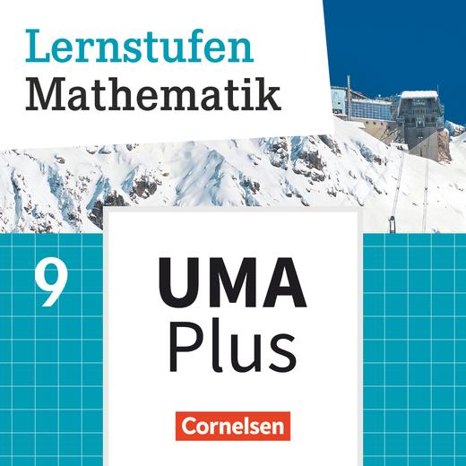 Lernstufen Mathematik - Unterrichtsmanager Plus online (Demo 90 Tage) - R- und M-Klassen - 9. Jahrgangsstufe