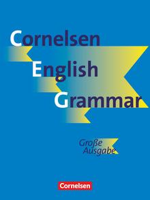 Cornelsen English Grammar - Große Ausgabe - Grammatik
