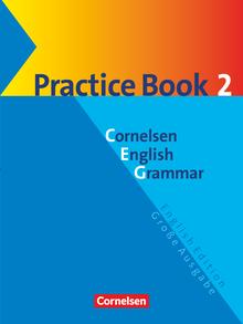 Cornelsen English Grammar - Practice Book 2 mit eingelegtem Lösungsschlüssel