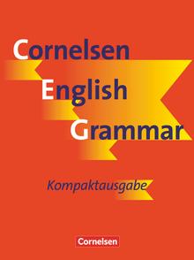 Cornelsen English Grammar - Grammatik