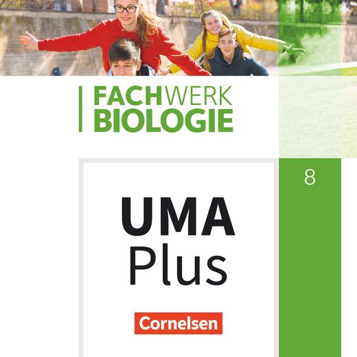 Fachwerk Biologie - Unterrichtsmanager Plus online (Demo 90 Tage) - 8. Schuljahr