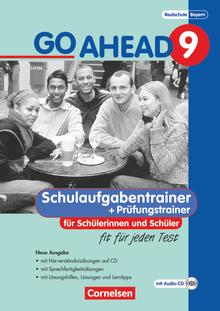 Go Ahead - Fit für jeden Test - Schulaufgaben - 9. Jahrgangsstufe