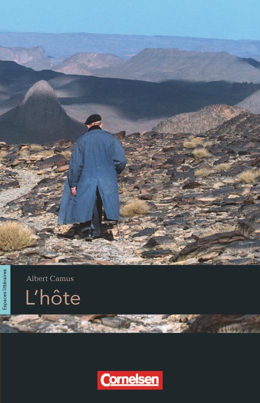 Espaces littéraires - L'hôte - Lektüre - B1-B1+