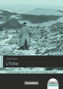 Espaces littéraires - L'hôte - Handreichungen für den Unterricht - B1-B1+