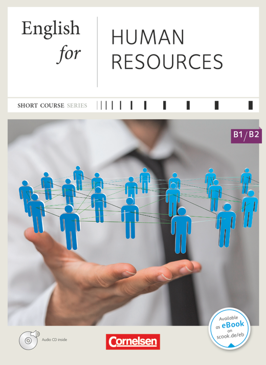 Short Course Series - English for Human Resources - Kursbuch mit CD - B1/B2