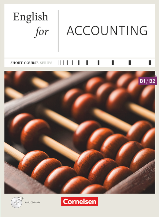 Short Course Series - English for Accounting - Kursbuch mit CD - B1/B2