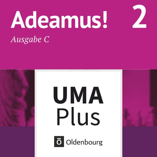 Adeamus! - Unterrichtsmanager Plus online (Demo 90 Tage) - Band 2
