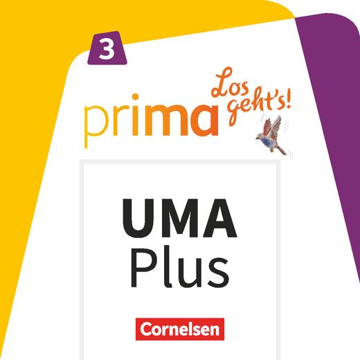 Prima - Los geht's! - Unterrichtsmanager Plus online (Demo 90 Tage) - Band 3
