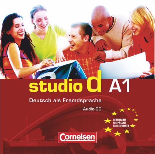 Studio d - Audio-CDs - A1: Gesamtband