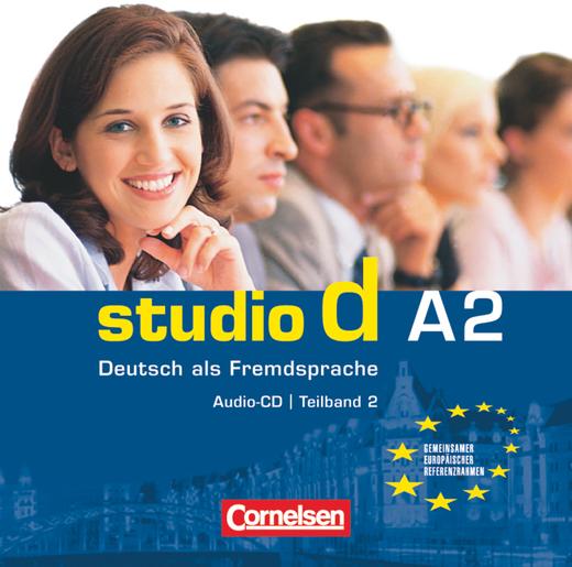 Studio d - Audio-CD - A2: Teilband 2