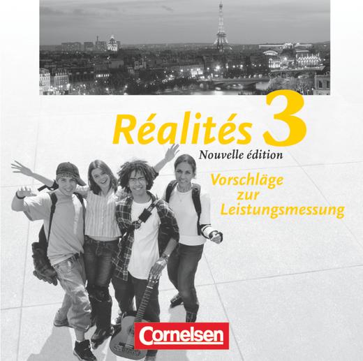 Réalités - Leistungsmessungen - CD-Extra - Band 3