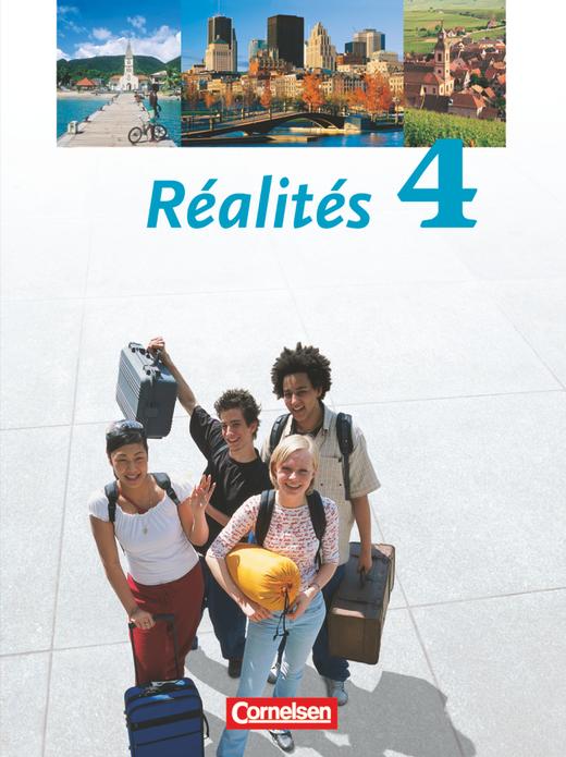 Réalités - Schülerbuch - Band 4