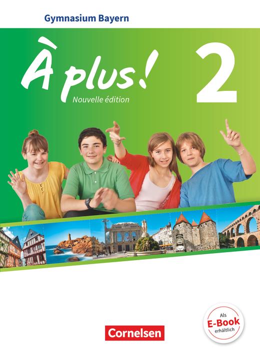 À plus ! - Schülerbuch - Band 2